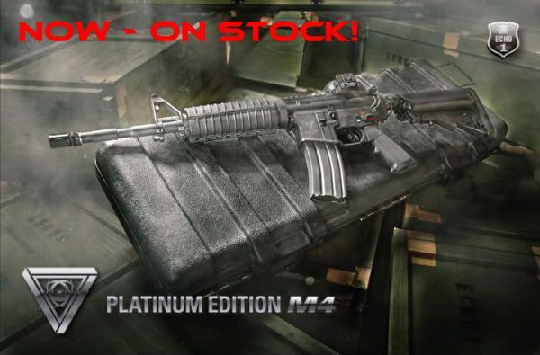 Echo1 Platinum M4 Edition Echo1_platinum_m4_wallpaper