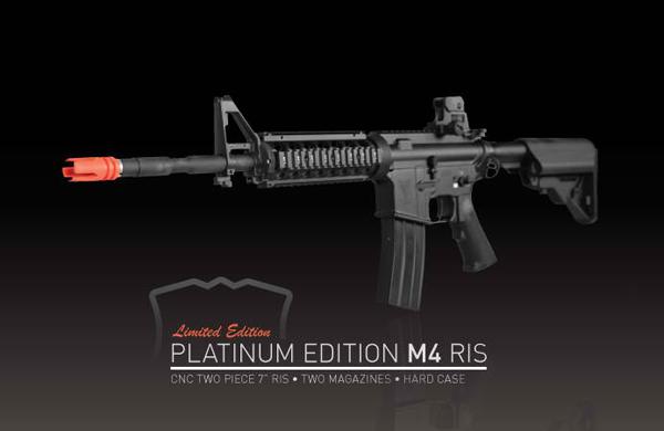 ECHO1 - Platinum Edition M4 RIS Platinumm4