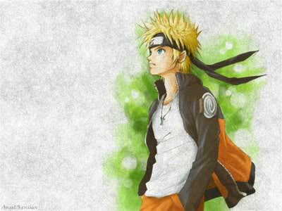 "[Naruto Fan Club] HAPPY BIRTHDAY TO NARUTO-KUN ! :""> NarutoWallpaperUzumakiNaruto2"