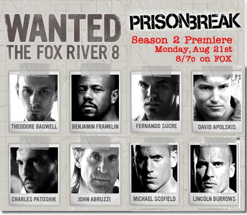 PRISON BREAK Prison-break