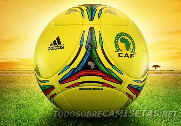 XXVIII Copa Africana de Naciones Gabón y Guinea Ecuatorial 2012 Comoequ