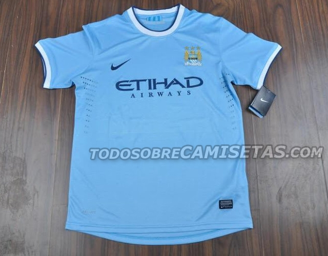 Maglie stagione 2013-2014 CITY14
