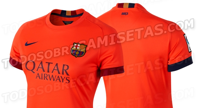 Maillots [2014-2015] - Page 2 14BARCAAWAYLEAK1