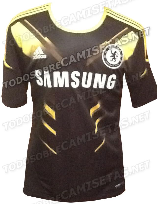 Maillots [2012-2013] - Page 6 CHEL12third