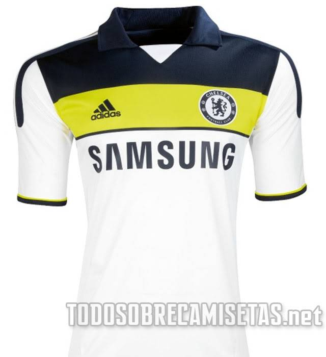 Nueva camiseta alternativa Real Madrid y el Chelsea Chelsea311main