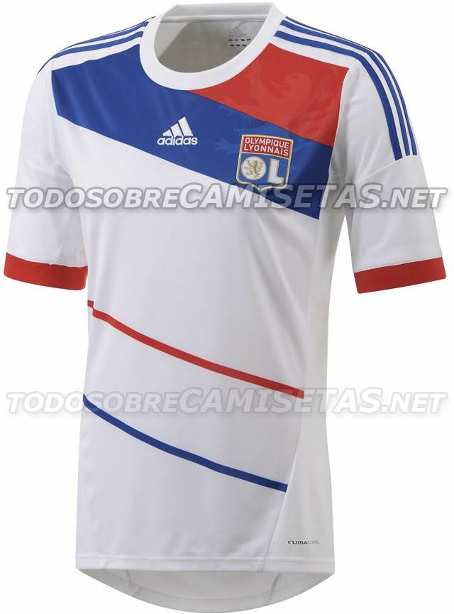 Maillots 2012/2013 - Page 3 OL12front