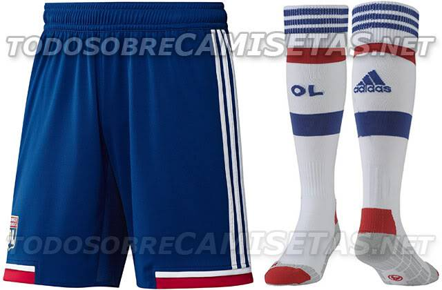 Maillots 2012/2013 - Page 3 OL12short