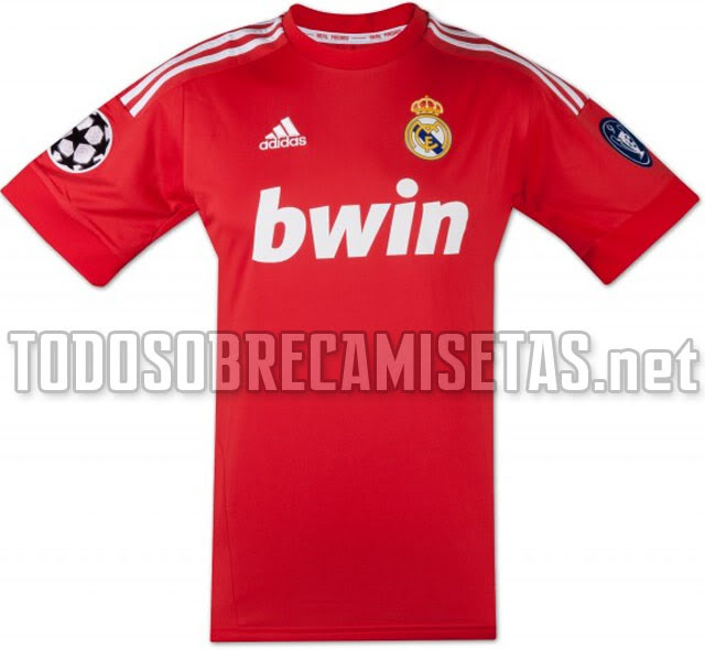 Nueva camiseta alternativa Real Madrid y el Chelsea RM113intro