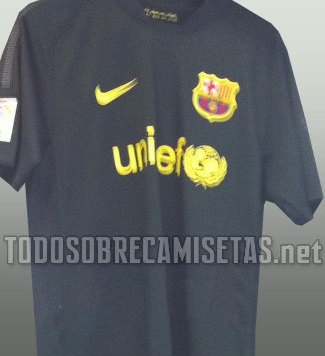 Maillots [2012-2013] Barcelona11away