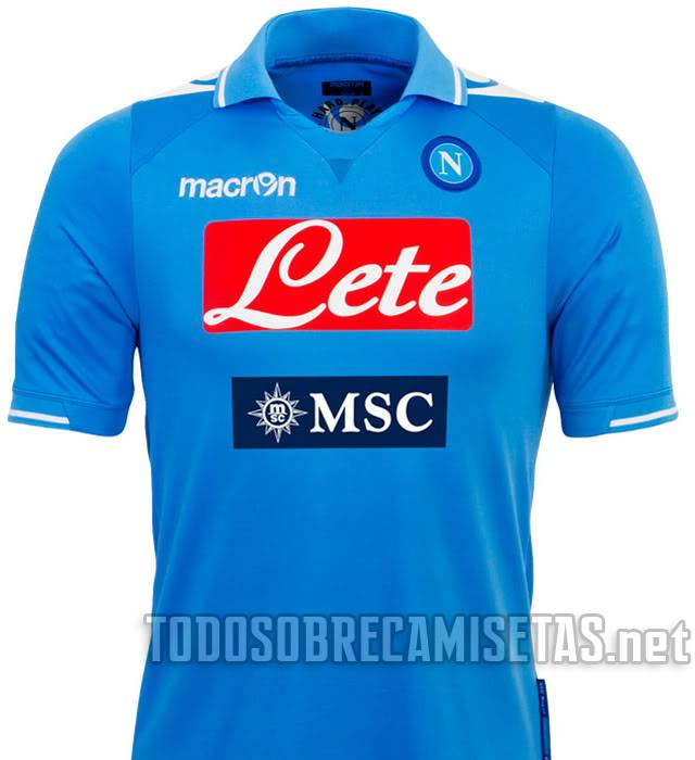 Maillots [2012-2013] - Page 5 Napoli11front