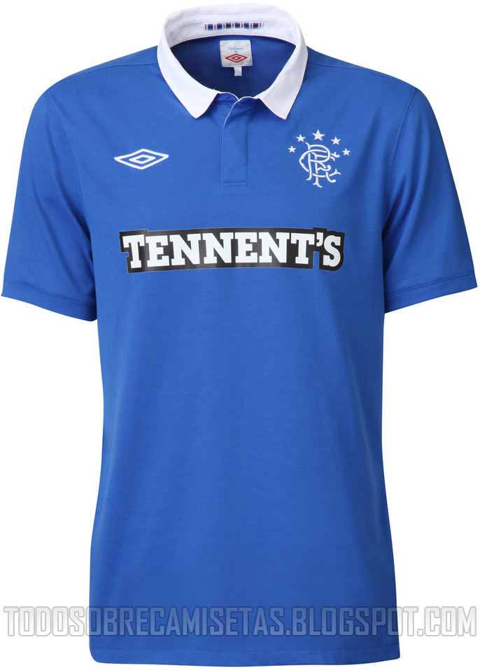 Maillot [2010-2011] - Page 3 Rangerstitular