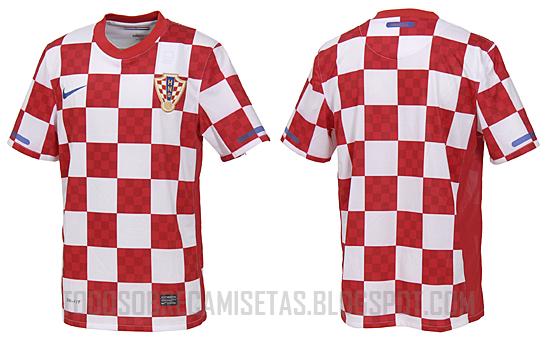 Maillots internationaux (World Cup 2010) - Page 2 Croaciafirst