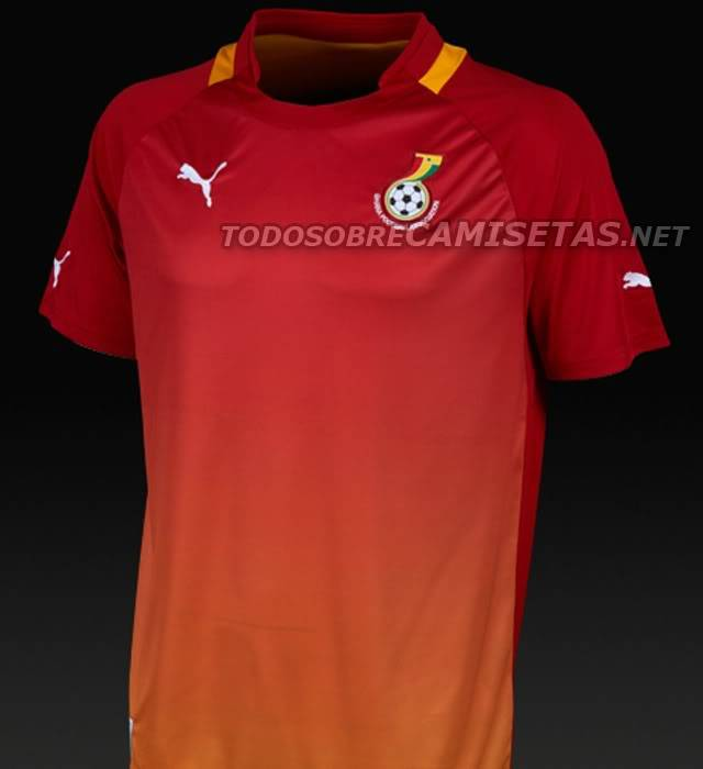 XXVIII Copa Africana de Naciones Gabón y Guinea Ecuatorial 2012 GH12away-1