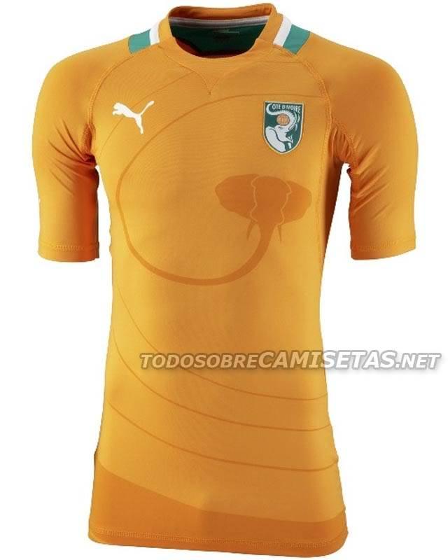 XXVIII Copa Africana de Naciones Gabón y Guinea Ecuatorial 2012 Ivory12