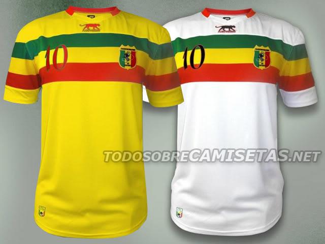 XXVIII Copa Africana de Naciones Gabón y Guinea Ecuatorial 2012 Mali12