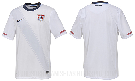 Maillots internationaux (World Cup 2010) - Page 2 USAfirst
