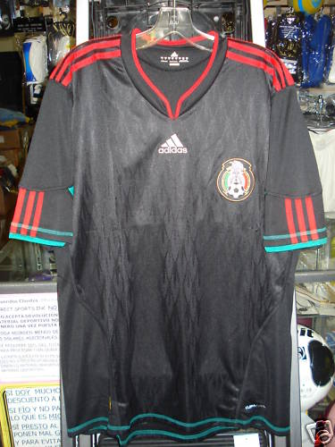 Road To the World Cup 2010 in South African Mexicoaway