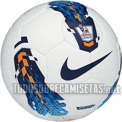 Nike Seitiro: Pelota Oficial de la Premier League 11/12 SeitiroPrem