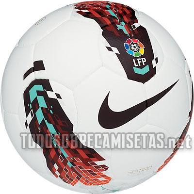 Nike Seitiro: Pelota Oficial de la Premier League 11/12 SeitiroSeri