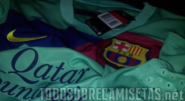 Tercera equipacion FC Barcelona 2011-2012 Barza3ra11intro