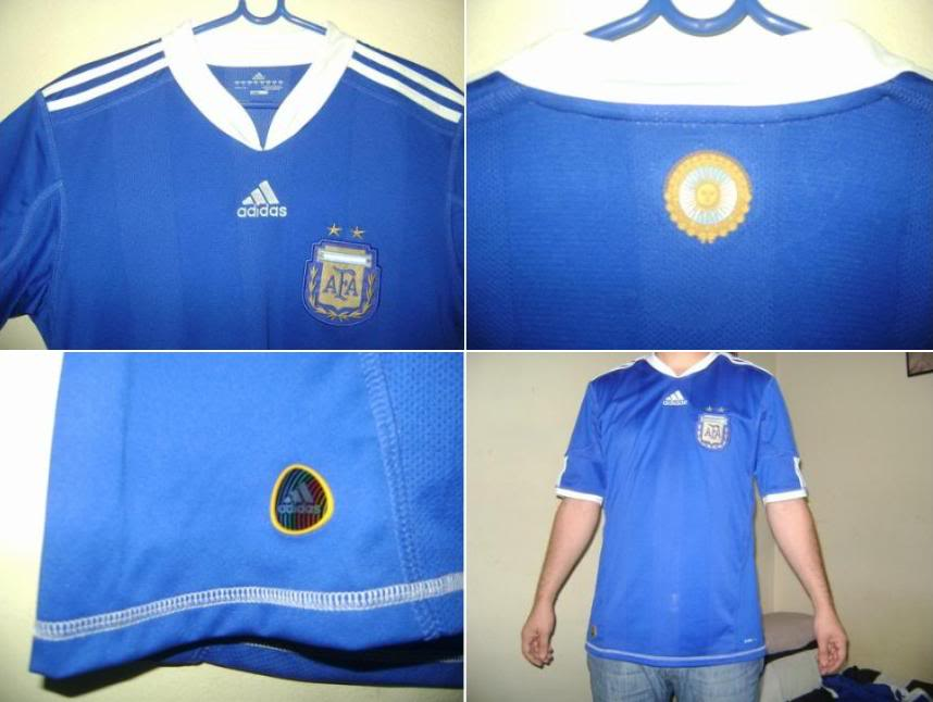 Road To the World Cup 2010 in South African Argentinadetalles-1