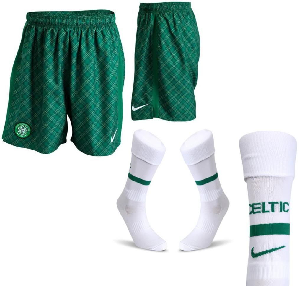 Quiero estos calzones para el Pucela YA!!! Shortsymediasceltic