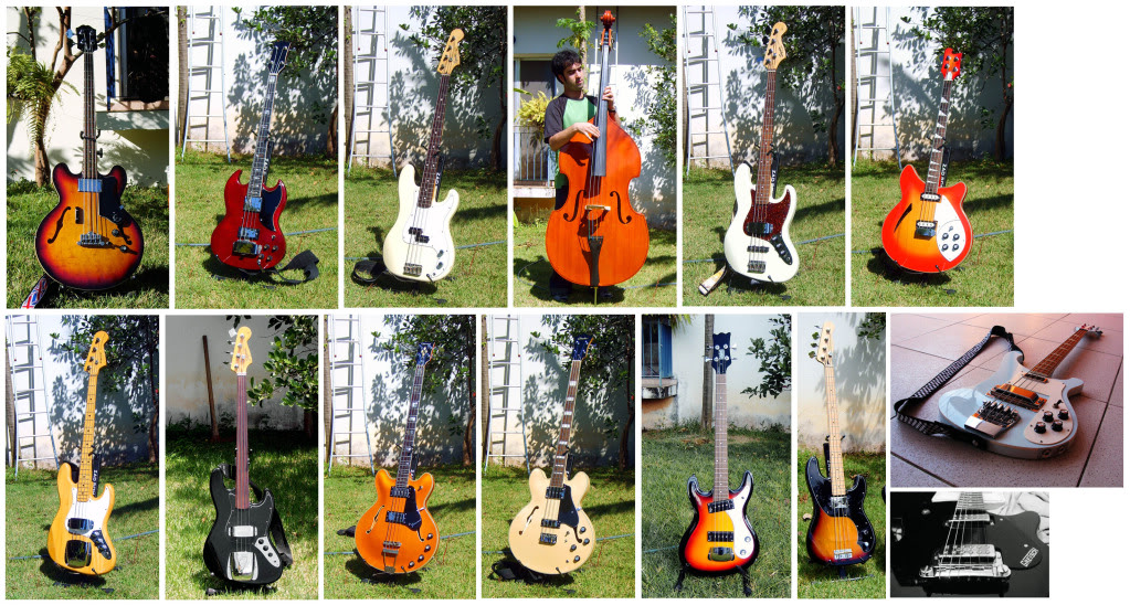 Squier Mustang Bass. Nova GAS!!! Baixos