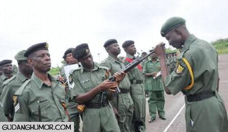 kenapa negara afrika selalu kalah perang Tentara_afrika