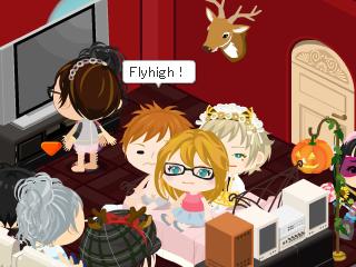 Keiyuu dijo Fly high!! *O* O0320024010450309606