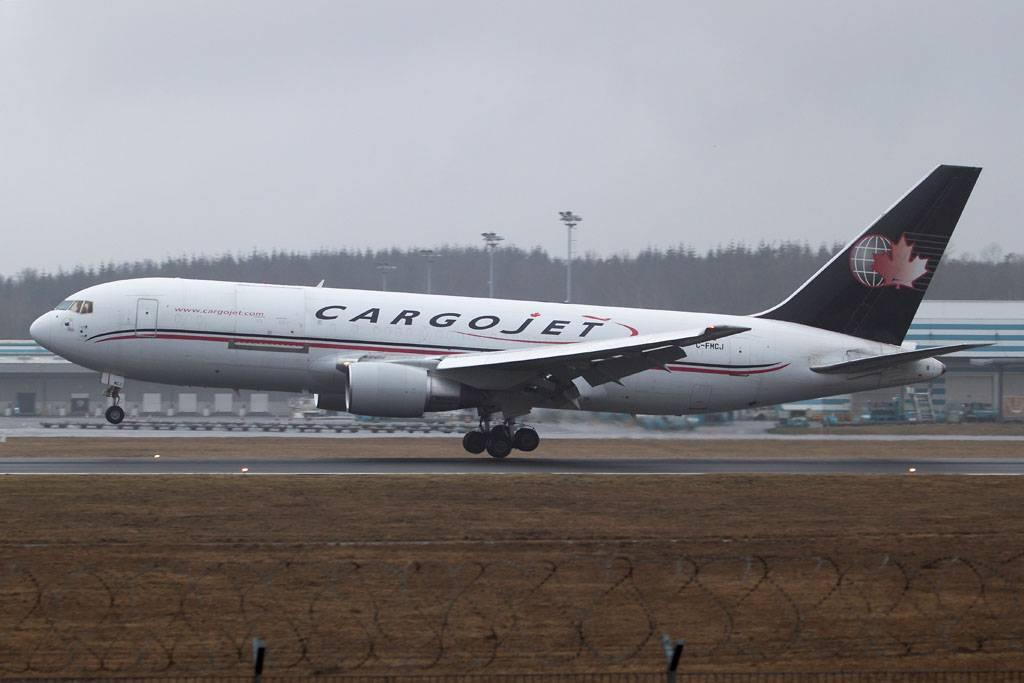 03.03.2012 Cargojet 767 Cfmcj
