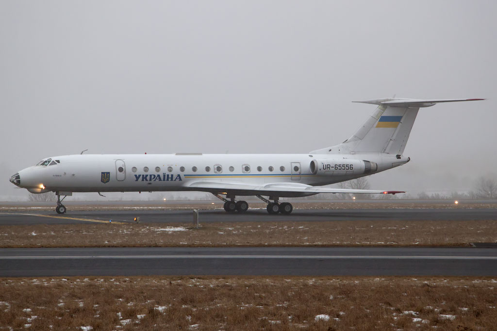 13.02.2012 Tupolev 134! Ur655562