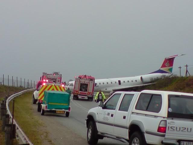 PLANE CRASH AT GEORGE AIRPORT 7 DECEMBER 2009 P071209_11295B015D