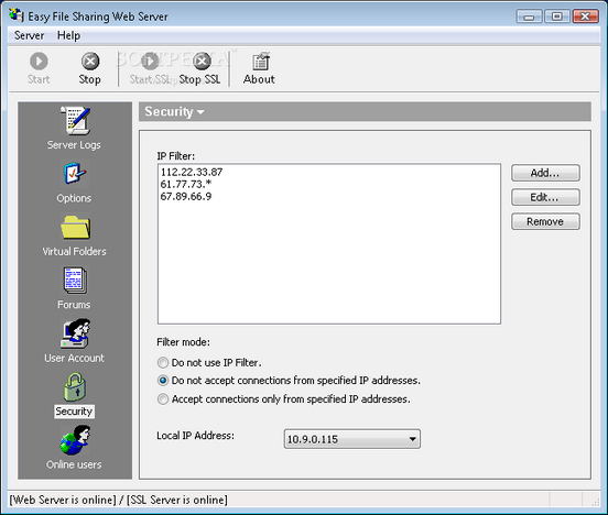 Easy File Sharing Web Server v5.8 with liftime Keys Hot!  Easy-File4