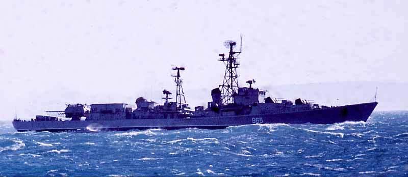 Lực lượng hải quân Xô Viết 39_Kaldin_Class_Destroyer_Jan_19701