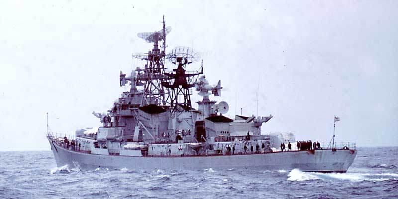 Lực lượng hải quân Xô Viết 49KashinClassDestroyerMediterranean