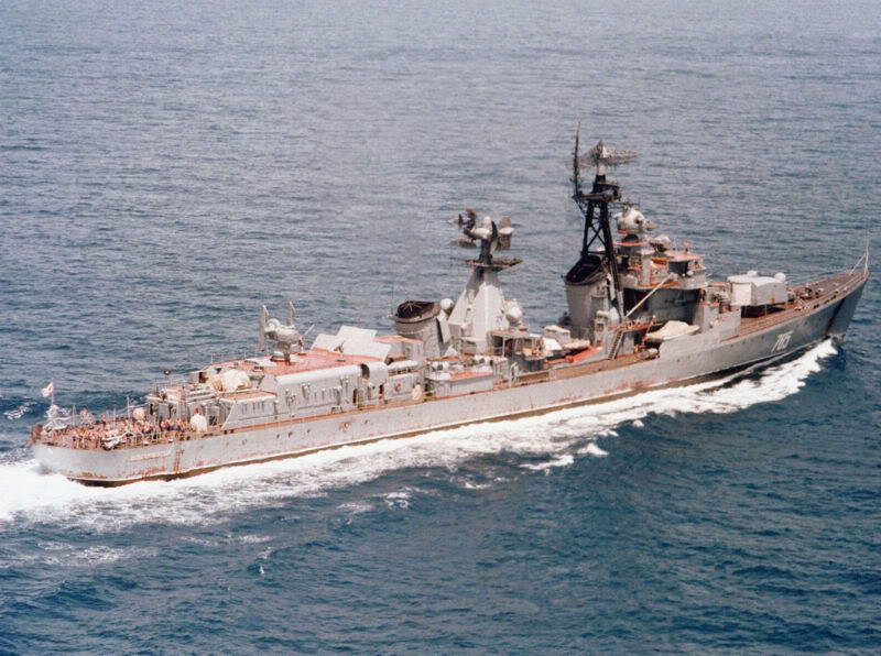 Lực lượng hải quân Xô Viết 800px-Destroyer_Vozbuzhdenyy1
