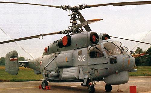 Lực lượng hải quân Xô Viết Kamov_281