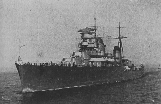 Lực lượng hải quân Xô Viết Maxim_Gorkiy1