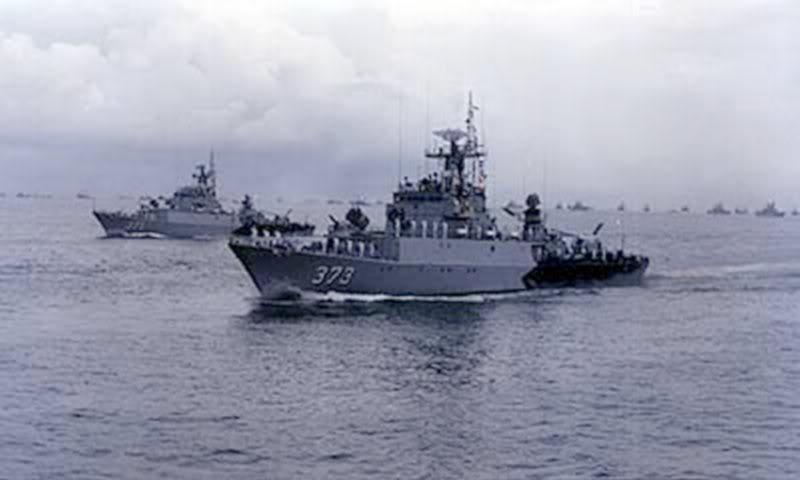 Lực lượng hải quân Xô Viết Parchim-operations6a1