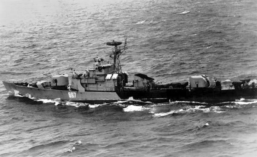 Lực lượng hải quân Xô Viết Petya2-DNSN82016511