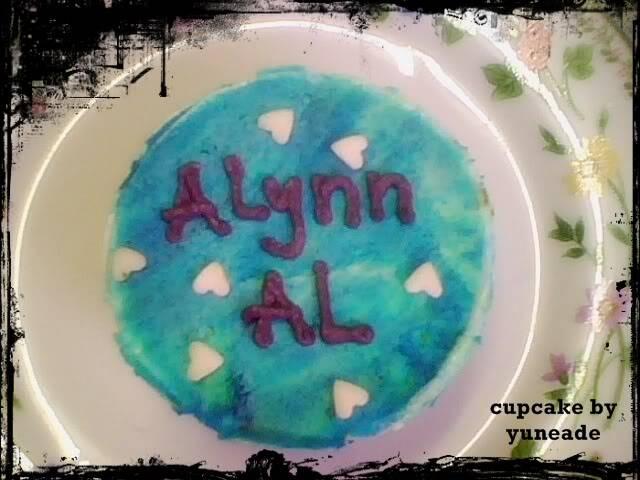 AL's Cupcakes Alynn