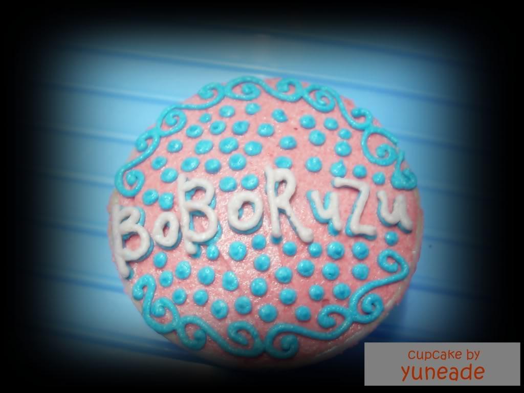 CUPCAKES ARIL Bobo