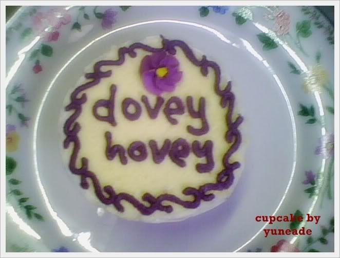 AL's Cupcakes Dovey