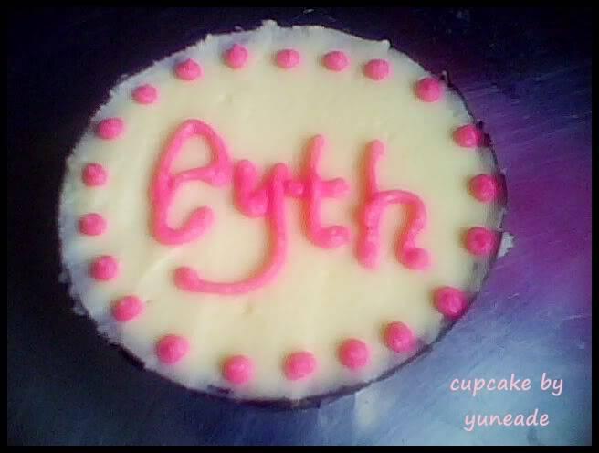 AL's Cupcakes Eyth