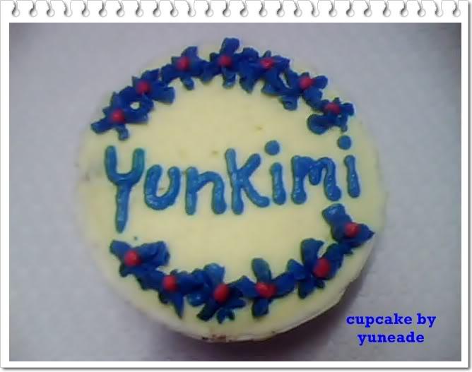 AL's Cupcakes Kimi