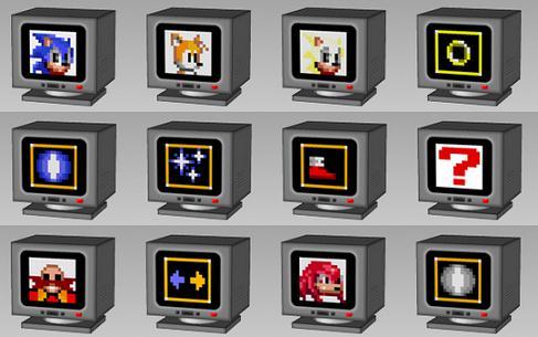 Top 5 objetos más especiales del universo Sonic Sonic2box22