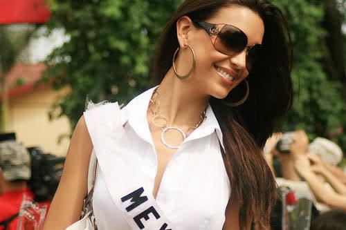 Elisa Nájera Miss México 2008 - Página 2 7