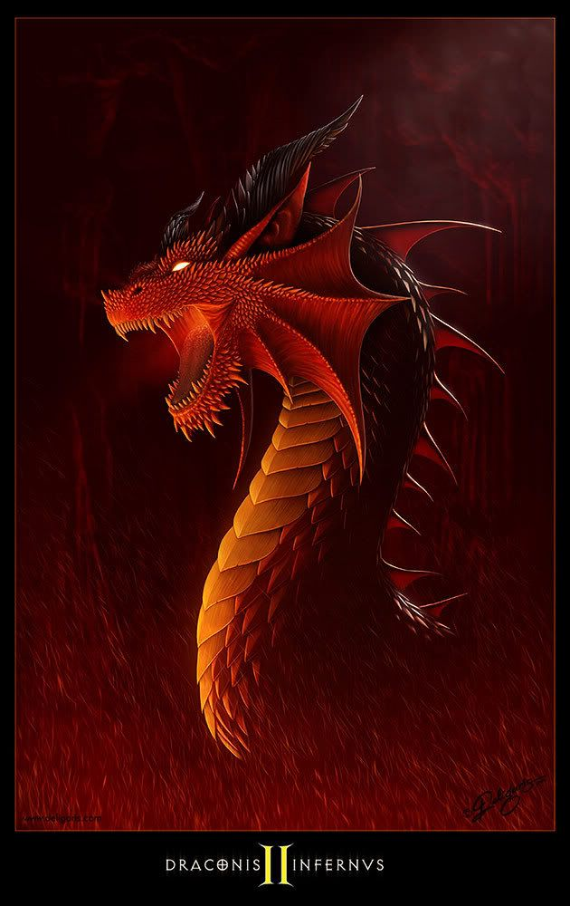My Furious 5 DRACONIS_INFERNVS_II_by_deligaris