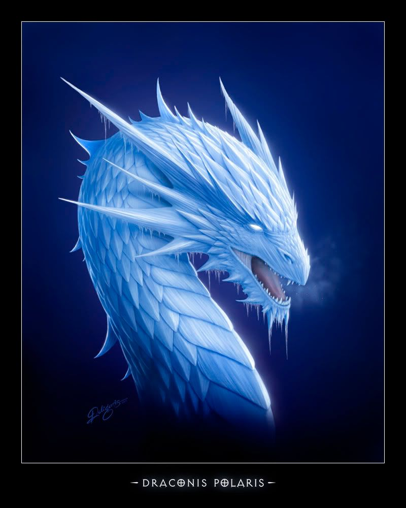 My Furious 5 DRACONIS_POLARIS_by_deligaris