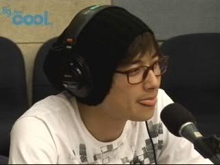 080613 Cool FM Kiss The Radio - Junjin & LeeJeeHoon (Great duet!) 03
